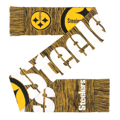 Pittsburgh Steelers NFL Color Blend Scarf