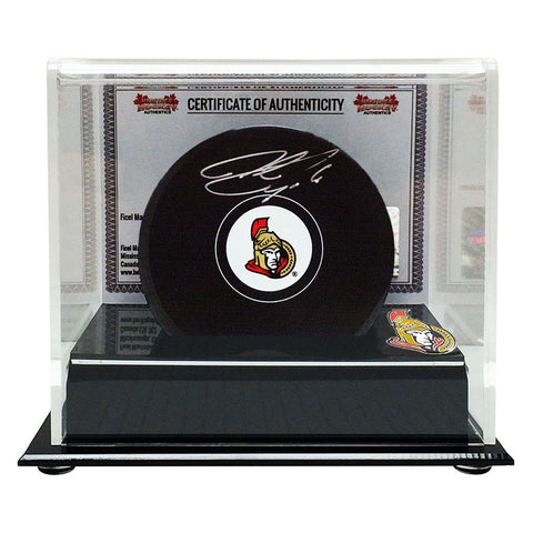 Bobby Ryan Signed Ottawa Senators Puck