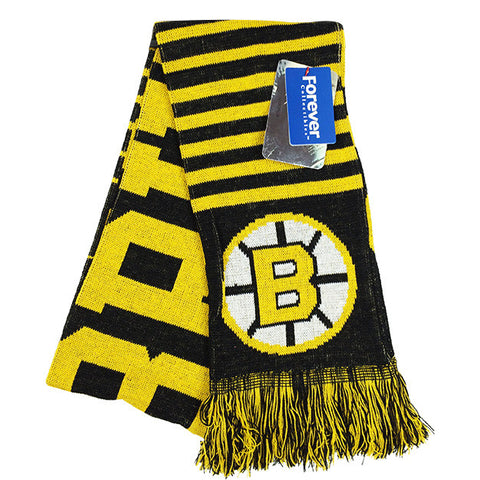 Boston Bruins Retro Scarf