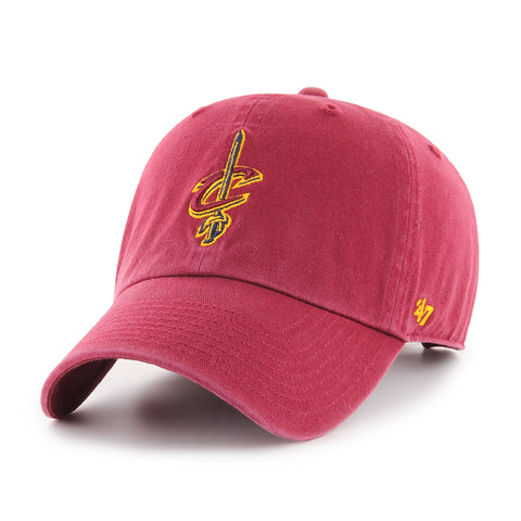 NBA Cleveland Cavaliers Clean Up Team Cap