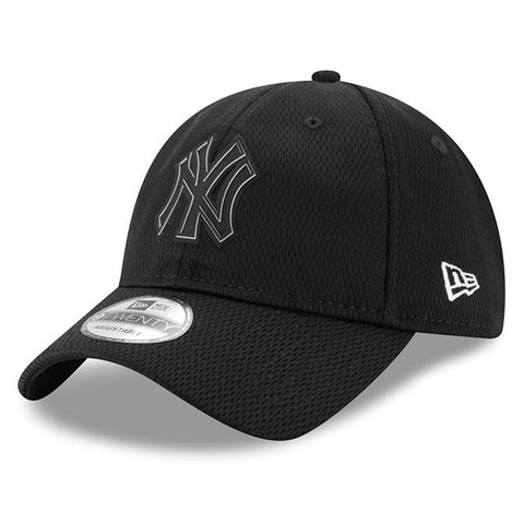 New York Yankees MLB 9TWENTY Black Clubhouse Cap