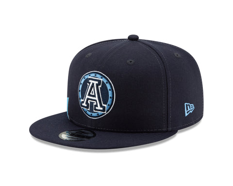 Men's Toronto Argonauts CFL On-Field Sideline 9FIFTY Cap