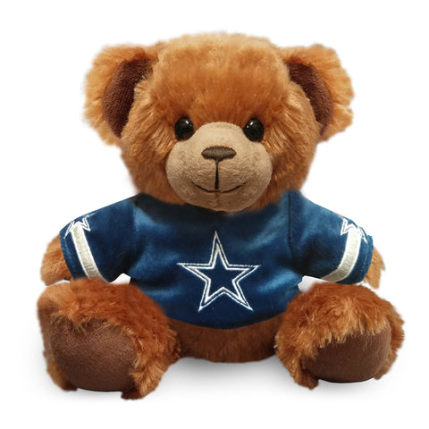 Dallas Cowboys Seated Jersey Bear