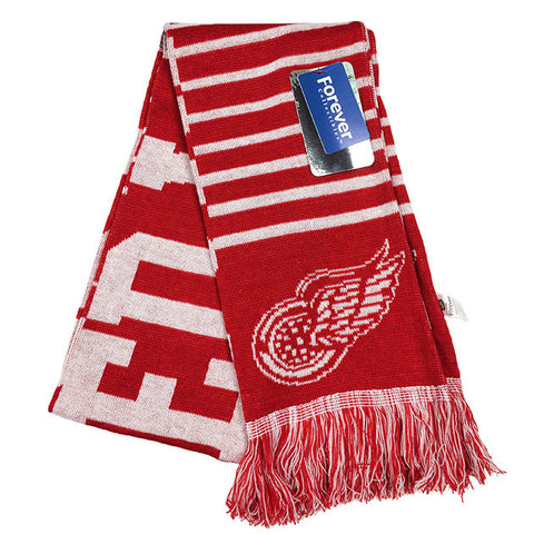 Detroit Red Wings Retro Scarf