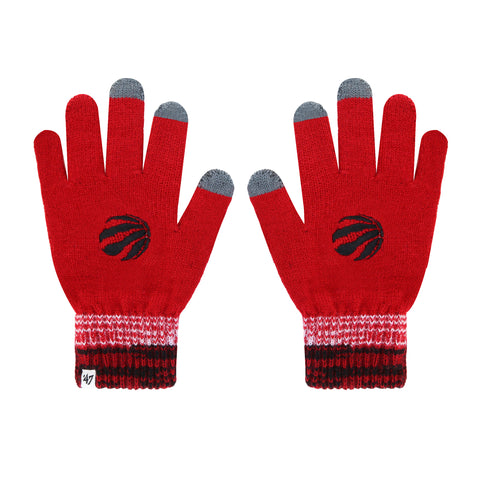 Toronto Raptors NBA Static Gloves