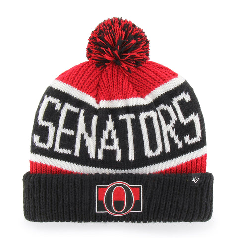 Ottawa Senators NHL City Cuffed Knit Toque