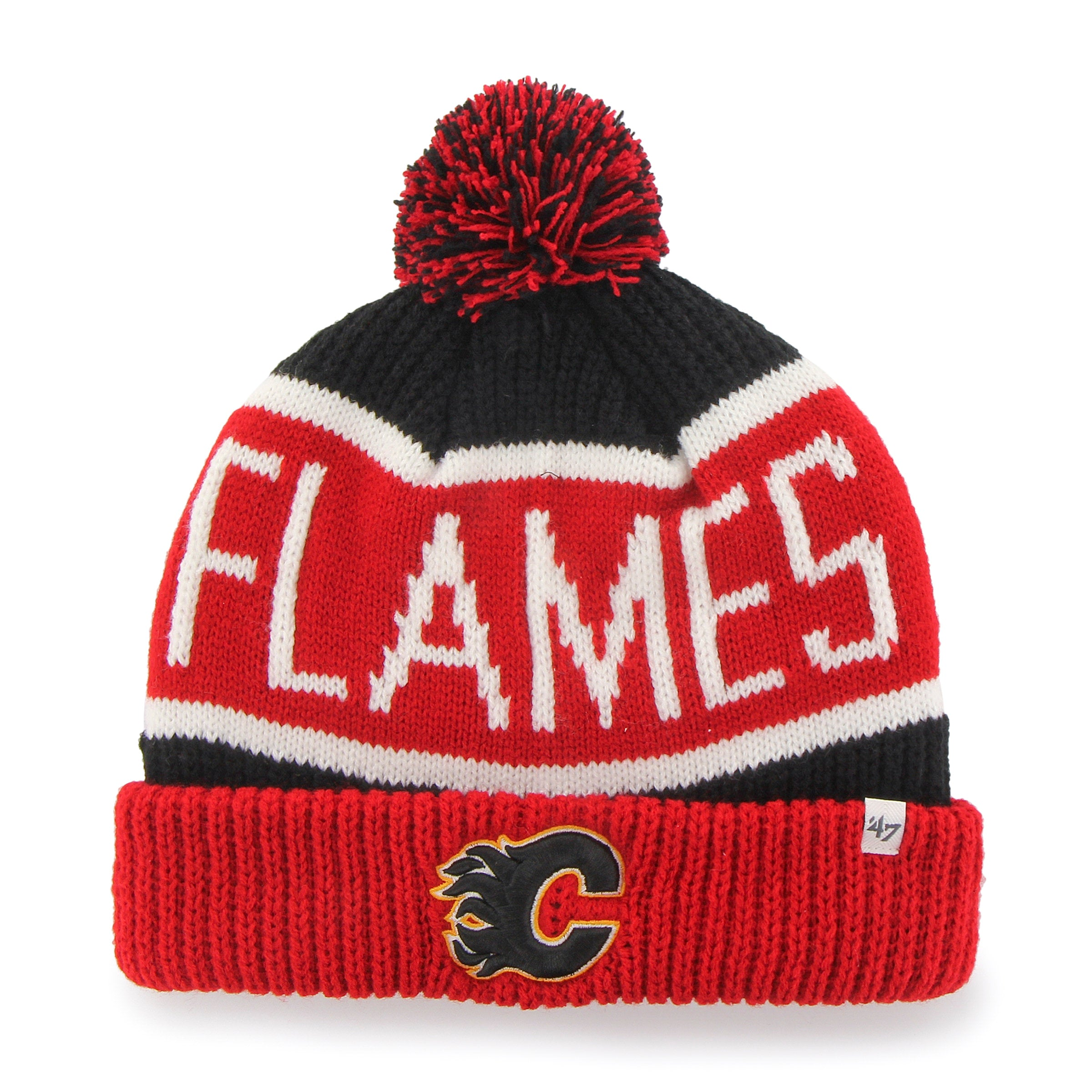 best service f903a 00dca Calgary Flames NHL City Cuffed Knit Toque – Sport Army
