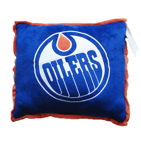 Edmonton Oilers Pillow