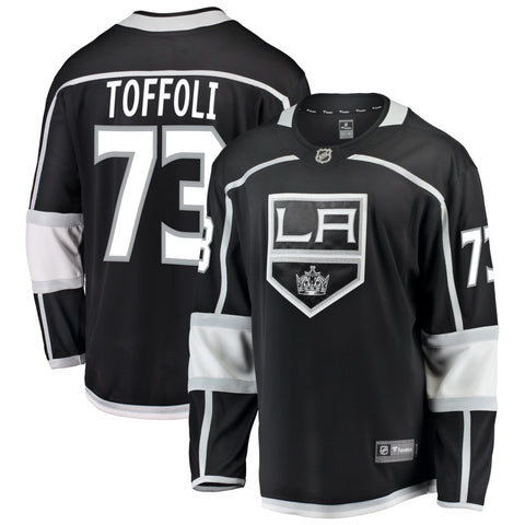 Tyler Toffoli Los Angeles Kings NHL Fanatics Breakaway Home Jersey