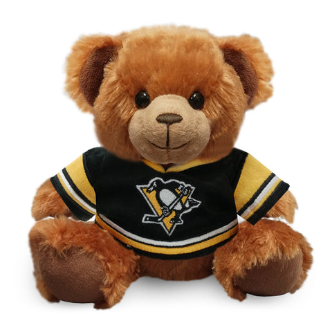 Pittsburgh Penguins NHL Jersey Sweater Bear