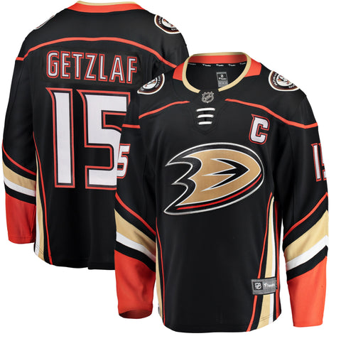 Ryan Getzlaf Anaheim Ducks NHL Fanatics Breakaway Home Jersey