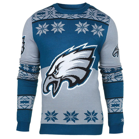 Philadelphia Eagles NFL Big Logo Ugly Sweater
