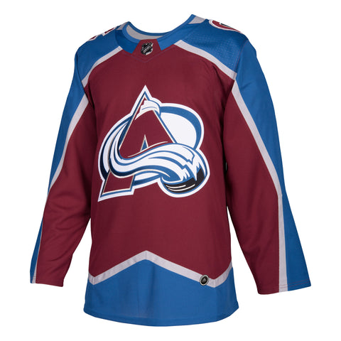 Colorado Avalanche NHL Authentic Pro Home Jersey