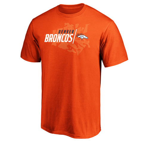 Denver Broncos NFL Geo Drift T-Shirt
