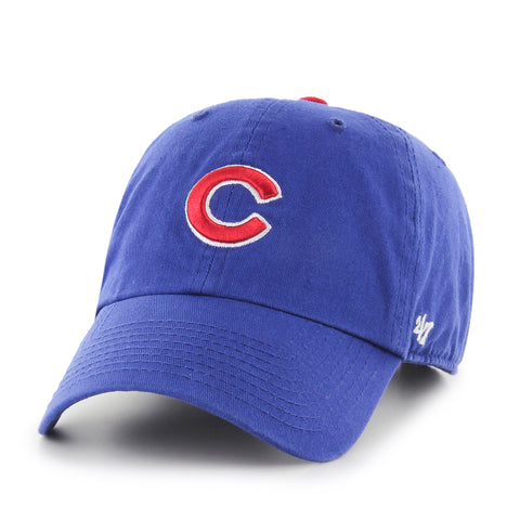 Chicago Cubs MLB Clean Up Team Cap