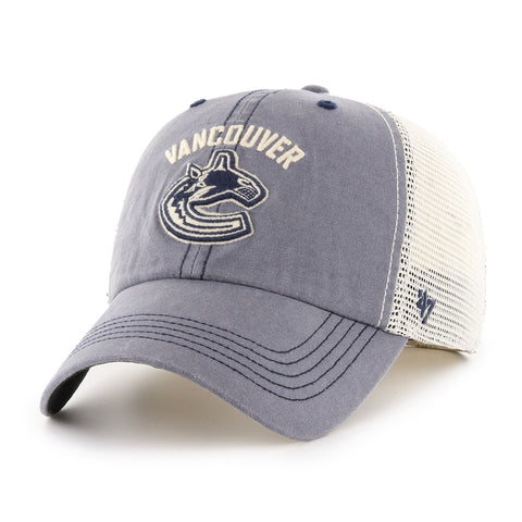 NHL Vancouver Canucks Caprock Canyon Closer Cap