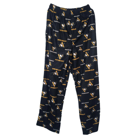 Youth Pittsburgh Penguins NHL Team Color Printed Pants