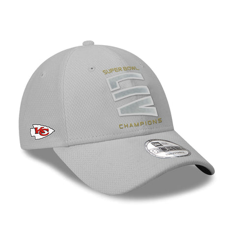 Men's Kansas City Chiefs 2019 NFL Super Bowl LIV Parade 9FORTY Cap