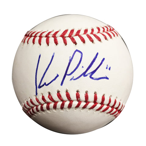 Kevin Pillar Signed Rawlings Baseball