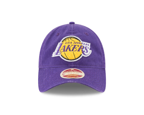 Los Angeles Lakers NBA Rugged Patcher 9TWENTY Cap