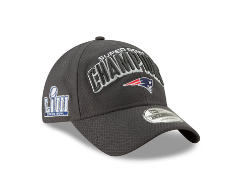 New England Patriots NFL Super Bowl LIII Champion Parade 9TWENTY Cap