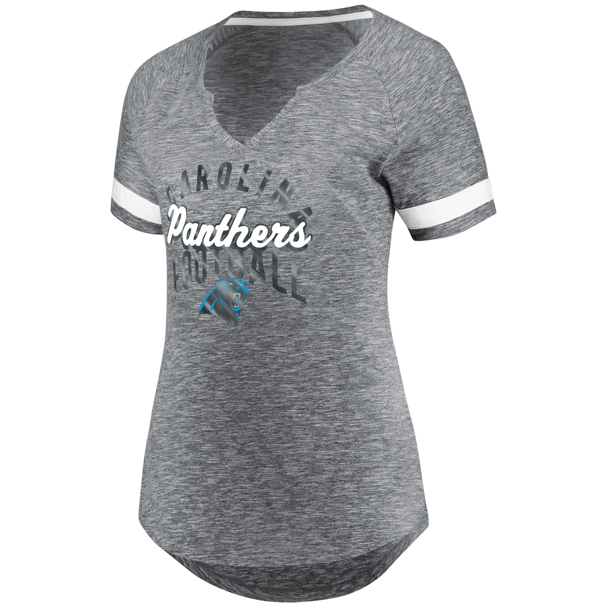 Ladies  Carolina Panthers NFL Game Tradition T-Shirt – Sport Army fc4be240f