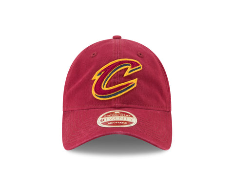 Cleveland Cavaliers NBA Rugged Patcher 9TWENTY Cap