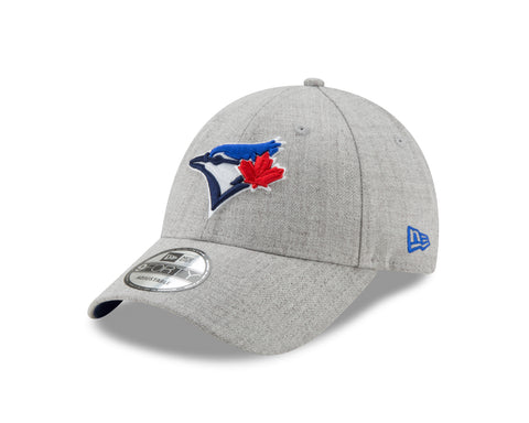 Men's Toronto Blue Jays MLB Snapped Heather 9FORTY Cap