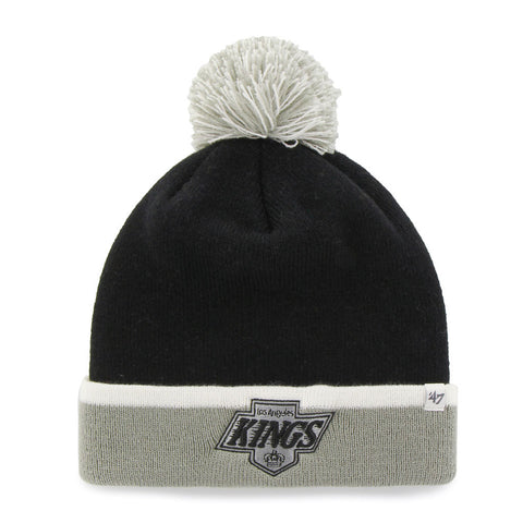 Men's Los Angeles Kings NHL Baraka 2 Tone Cuff Knit Toque