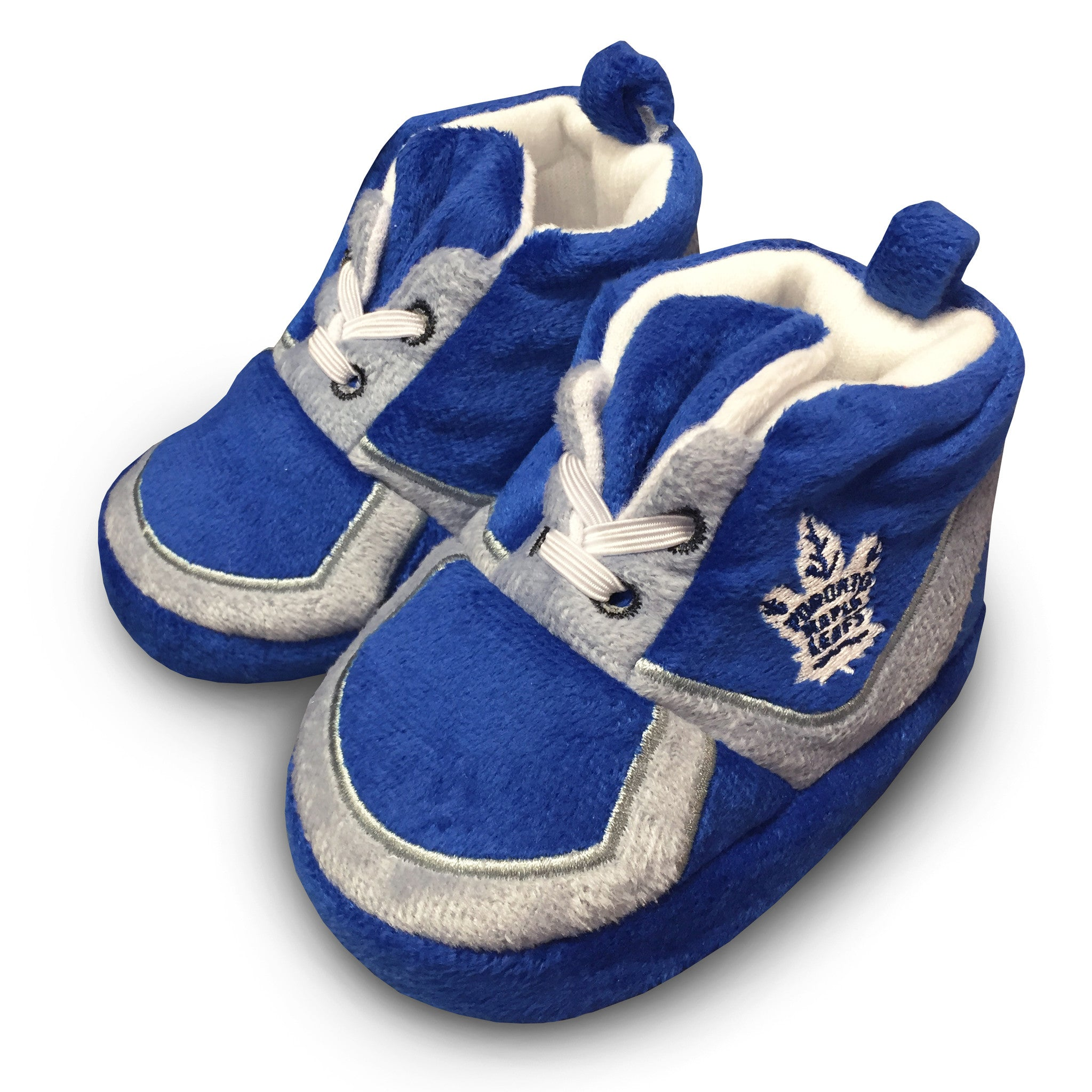 reputable site df8a4 a424d Toronto Maple Leafs Baby Sneakers