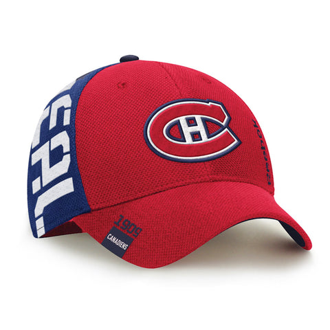 Montreal Canadiens NHL Center Ice Draft Cap