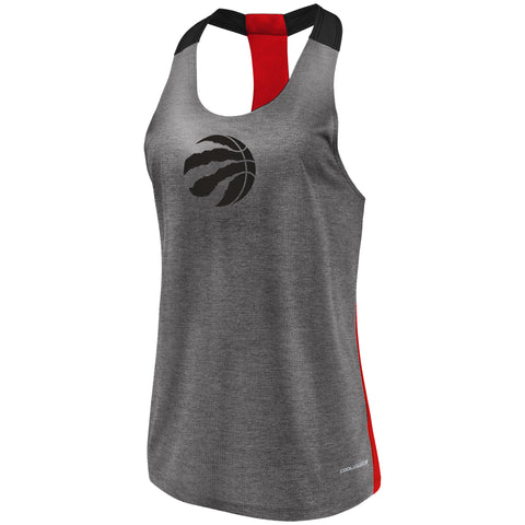 Ladies' Toronto Raptors NBA Desire More Scoop Neck Tank Top