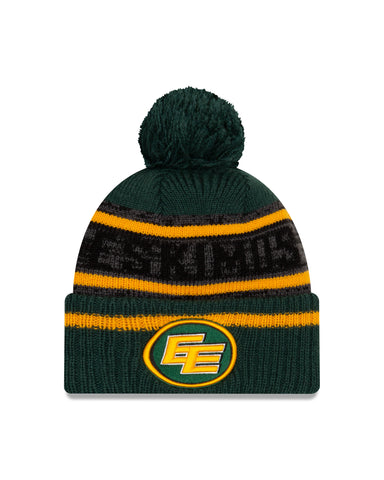 Men's Edmonton Eskimos CFL On-Field Sport Knit Toque