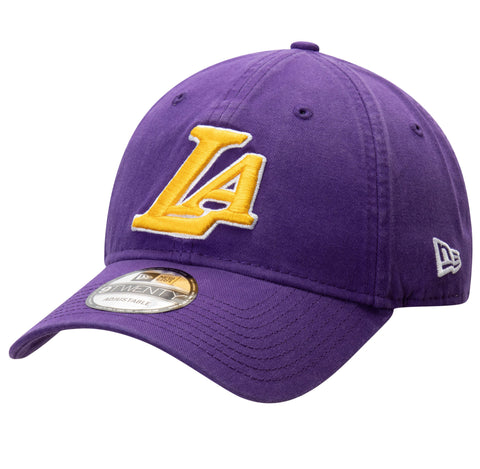Los Angeles Lakers NBA Purple Back-Half Series 9TWENTY Cap
