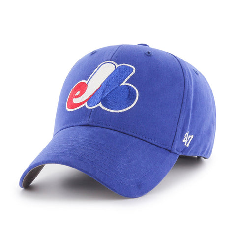 Youth Montreal Expos MLB Basic '47 MVP Cap