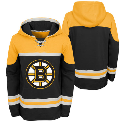 Youth Boston Bruins NHL Asset Hockey Hoodie