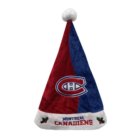 Montreal Canadiens Team Santa Hat