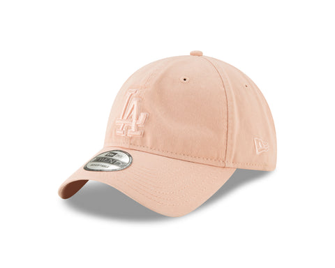 Women's Los Angeles Dodgers MLB Core Classic Pastel Pink 9TWENTY Cap