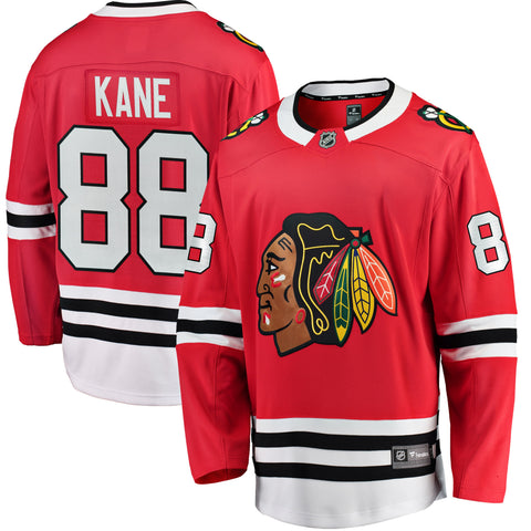 Patrick Kane Chicago Blackhawks NHL Fanatics Breakaway Home Jersey