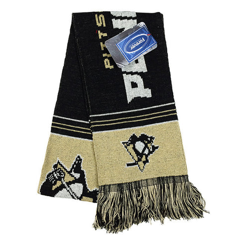 Pittsburgh Penguins Multi Logo Scarf