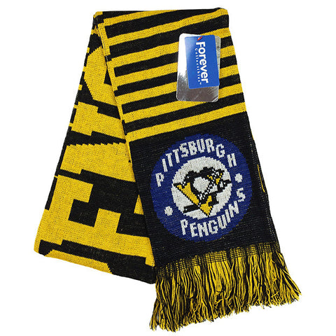 Pittsburgh Penguins Retro Scarf