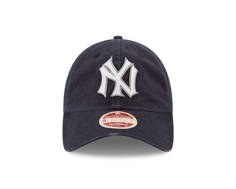 New York Yankees MLB Rugged Patcher 9TWENTY Cap