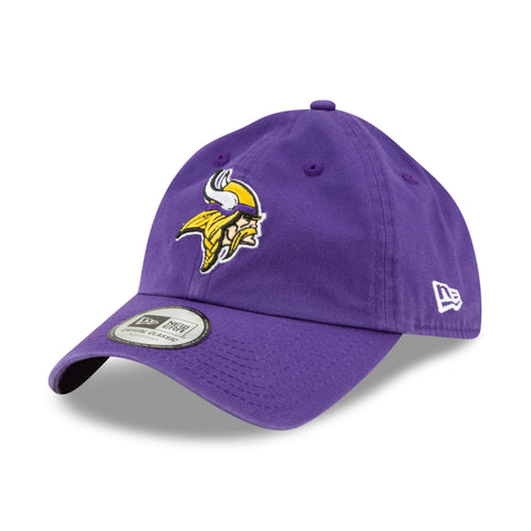 Minnesota Vikings NFL New Era Casual Classic Primary Cap