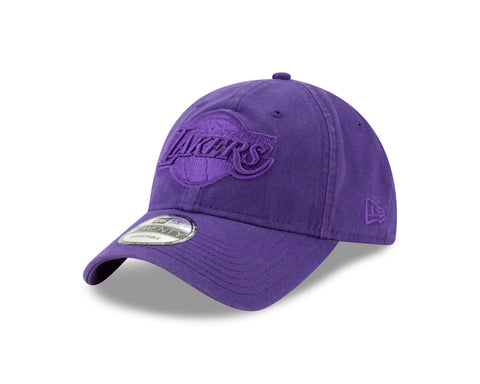 Los Angeles Lakers NBA Core Classic Purple 9TWENTY Cap