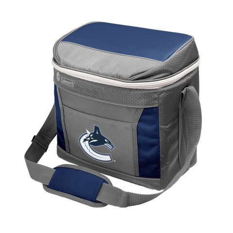 Vancouver Canucks NHL 16 Can Capacity Coleman® Cooler Bag