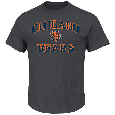 Chicago Bears NFL Heart and Soul III T-Shirt