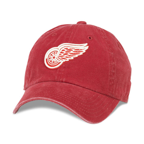 Detroit Red Wings NHL New Raglan Cap