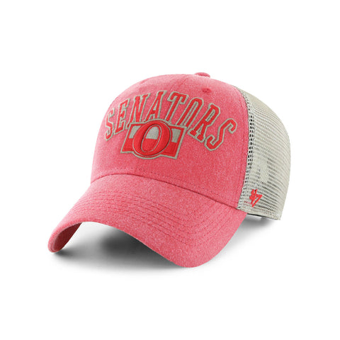 Ottawa Senators NHL Outland Arc 47 MVP Cap