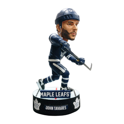 John Tavares Toronto Maple Leafs NHL Baller Player Bobblehead