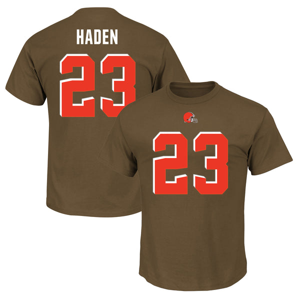 the best attitude 4c83f ca58c Cleveland Browns Joe Haden #23 Eligible Receiver III T-Shirt